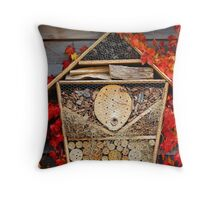 Rooms are still Available Throw Pillow