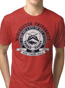 Winchester U Tri-blend T-Shirt