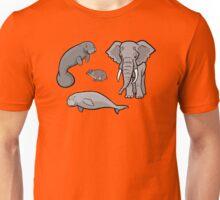 I Am Thankful For Paenungulates Unisex T-Shirt