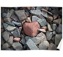 A Heart of Stone Poster