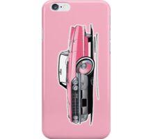 Cadillac Eldorado Biarritz (1962) Pink iPhone Case/Skin