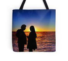 Sunset 8 Tote Bag
