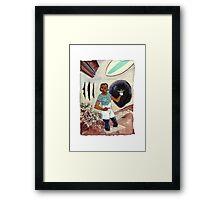 kokon 1091 Framed Print
