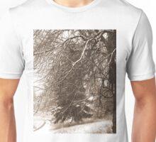 Winter Storm Montana  Unisex T-Shirt