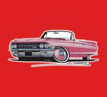 Cadillac Eldorado Biarritz (1962) Pink Baby Tee