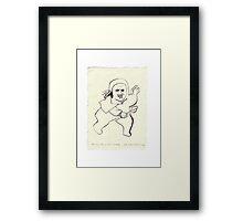 kokon 1084 Framed Print
