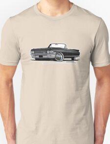 Cadillac Eldorado Biarritz (1962) Black T-Shirt