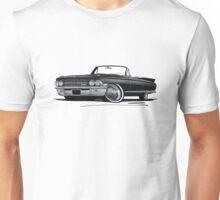 Cadillac Eldorado Biarritz (1962) Black Unisex T-Shirt