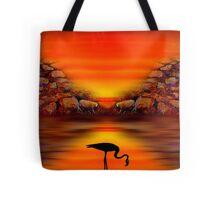 Sunset 9 Tote Bag