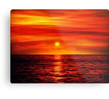 Sunset 10 Metal Print