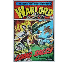 Warlord - Long Sally  Photographic Print