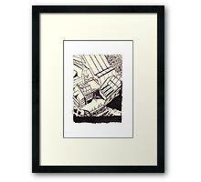 kokon 1074 Framed Print