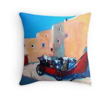 Every seat has a view. Throw Pillow