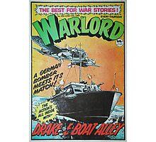Warlord - Drake 3 Photographic Print