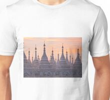Sandamani Pagoda Unisex T-Shirt