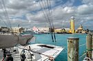 Festival Place and Harbour in Nassau, The Bahamas by 242Digital