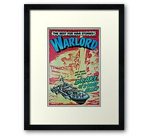 Warlord - Drake 4 Framed Print