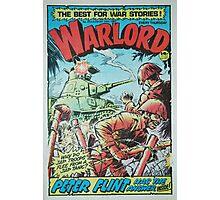 Warlord - Peter Flint Photographic Print