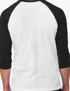 FEMINIST T-Shirt White on Black Men's Baseball ¾ T-Shirt