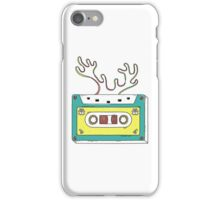 Classic christmas iPhone Case/Skin