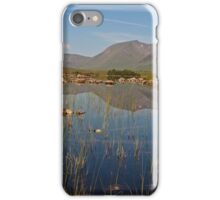 Loch nr Glencoe Scotland iPhone Case/Skin