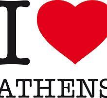 I ♥ ATHENS by eyesblau