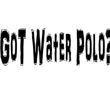 Water Polo by greatshirts