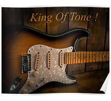 King of Tone Poster