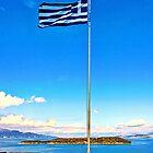 New Fort flag.. by Sarah-jane Monro