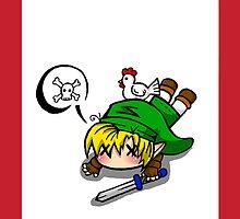 Dead Link I-Phone Case by Kiotoko-Solo