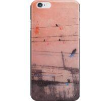 Crosstown Jive iPhone Case/Skin