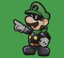 Luigi One Piece - Short Sleeve