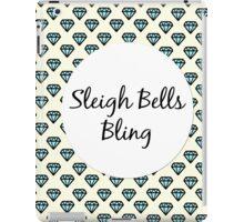Sleigh Bells Bling iPad Case/Skin