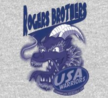 usa warriors chinatown by rogers bros by usawarriors