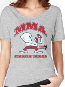 Fightin' Dudes Women's Relaxed Fit T-Shirt
