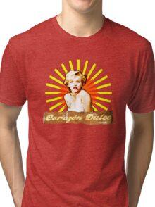 Icons: Miss Dulce Corazón Tri-blend T-Shirt