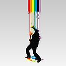 Somewhere Over the Rainbow - Someone's Getting Wet by Steve Harvey