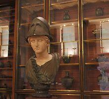 Minerva at the British Museum by Sparklerpix