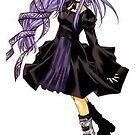 Manga purple and black by Happiness         Desiree