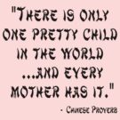 New Mom Quote by FamilyT-Shirts