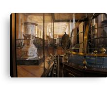 Enlightenment Room: A Gentleman's Library II Canvas Print