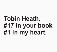 Tobin Heath by videncia