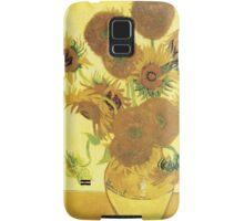 Van Gogh iPhone 5 Case - Sunflowers  Samsung Galaxy Case/Skin