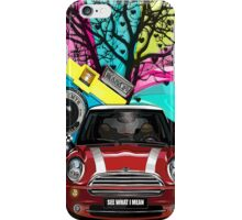 canvas of life iPhone Case/Skin