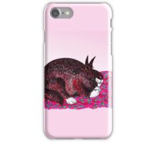 Wake me up when winter's over... iPhone Case/Skin
