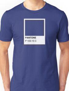 Colours of Red Bubble: Blue Unisex T-Shirt
