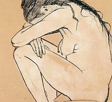 Van Gogh iPhone 5 Case - Sorrow by VanGoghCases