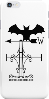 """Haunted Mansion """"Weather Vane"""" iPhone 5 cover by Topher Adam for Hugs & Bitchslaps by TopherAdam"""