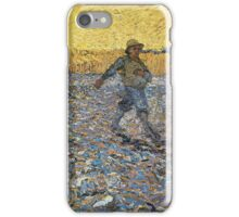 Van Gogh iPhone 5 Case - The Sower iPhone Case/Skin