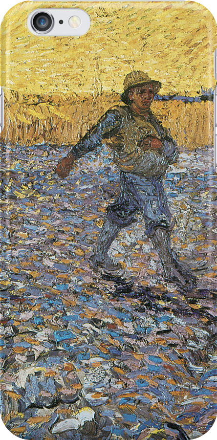 Van Gogh iPhone 5 Case - The Sower by VanGoghCases